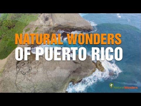 Natural Wonders of Puerto Rico