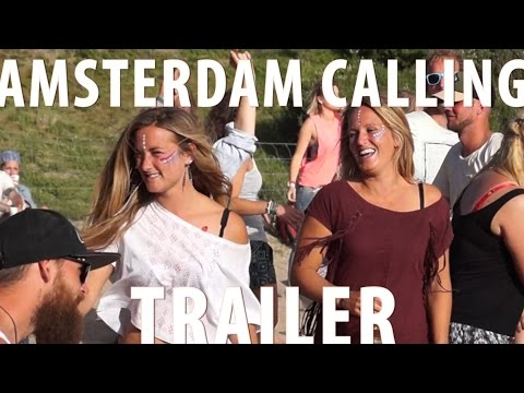 Amsterdam Calling Travel Video Trailer