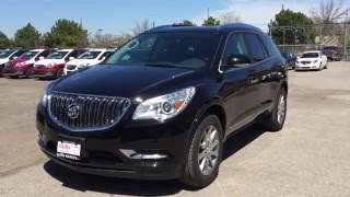 2016 Buick Enclave Leather AWD Black Oshawa ON Stock# 190962