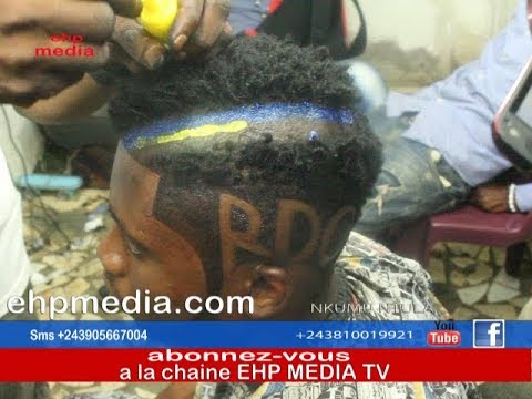 Ba phenomene bazali botala coiffure oyo  tolanda