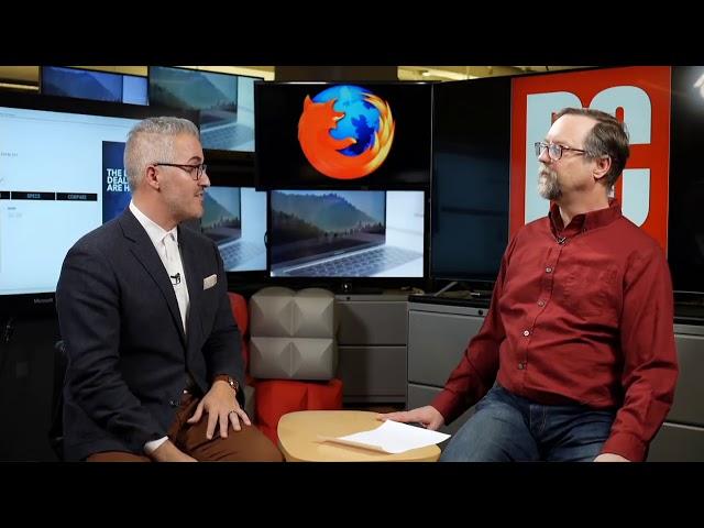 Talking Firefox Quantum