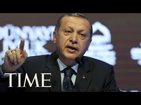 """Tensions Rise As Turkish President Warns That Dutch Will """"Pay The Price"""" 