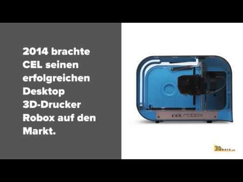 0 - Britischer Hersteller CEL präsentiert RoboxPRO 3D-Drucker