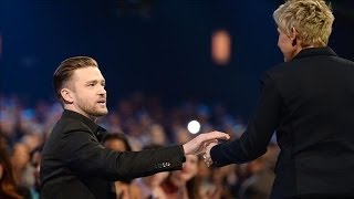 People's Choice Awards Highlights: Ellen DeGeneres, Justin Timberlake Win