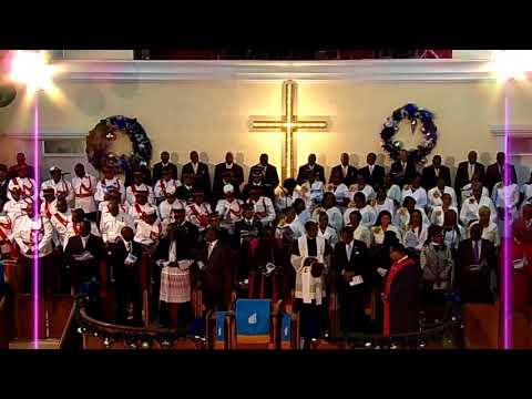 Royal Bahamas Police Force Annual Church Service 2018 - Clip I