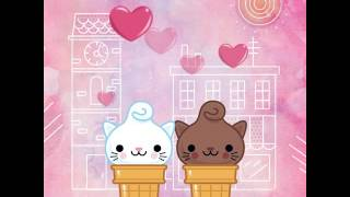 "Kitty Cones Animation - ""All of Me"""