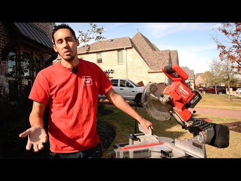 My Thoughts on the Milwaukee 18V FUEL Miter Saw