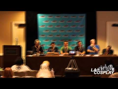 LA Cosplay Con 2015  Voice Over Panel