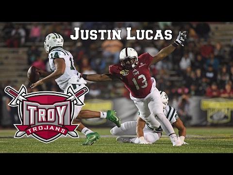 Justin Lucas ||Small School Linebacker|| NFL Draft Class 2017