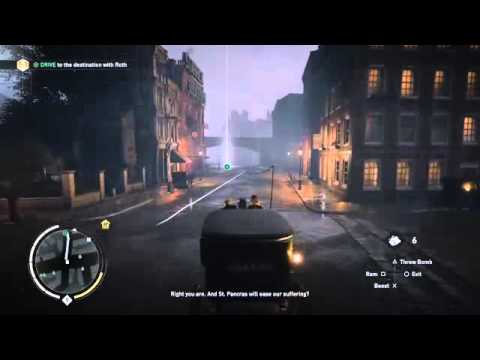 Assassin S Creed Syndicate A Letter For Jacob Youtube