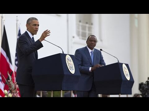 Obama Advocates for Gay Rights in Kenya
