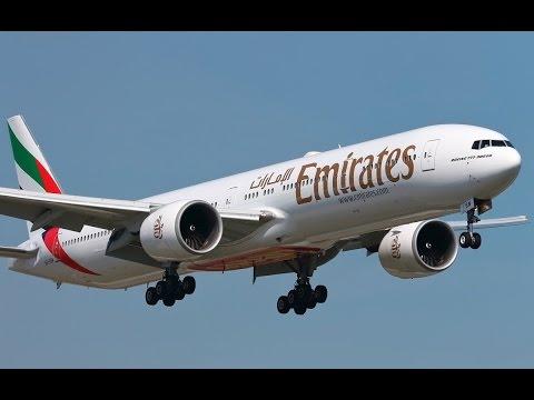 [LIVE!] | VATSIM | OMDB-ULLI-OMDB | UAE175-176 | Boeing 777-300ER