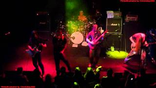 Atheist - Fraudulent Cloth Live at The Button Factory Dublin Ireland