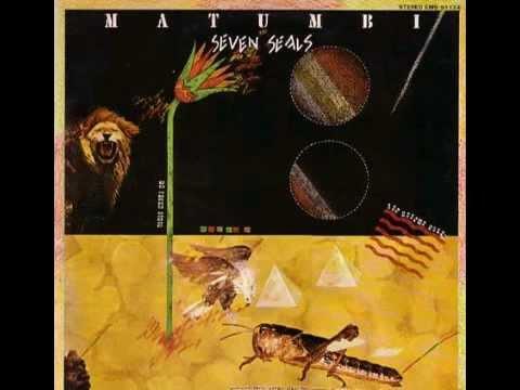 The Vinyl Frontier : Matumbi-Seven Seals (1978)