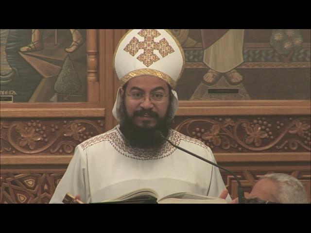Occupied with Worldy goals (Arabic Sermon) Fr. Rewes Antoun