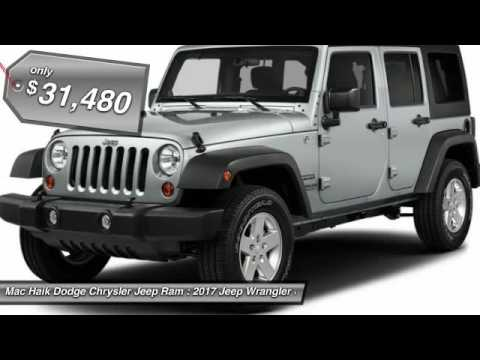 2017 Jeep Wrangler Unlimited Temple TX HL542303