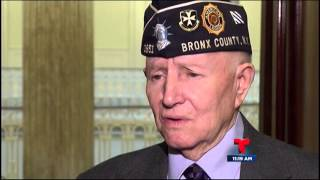 Senate Approves Congressional Gold Medal For