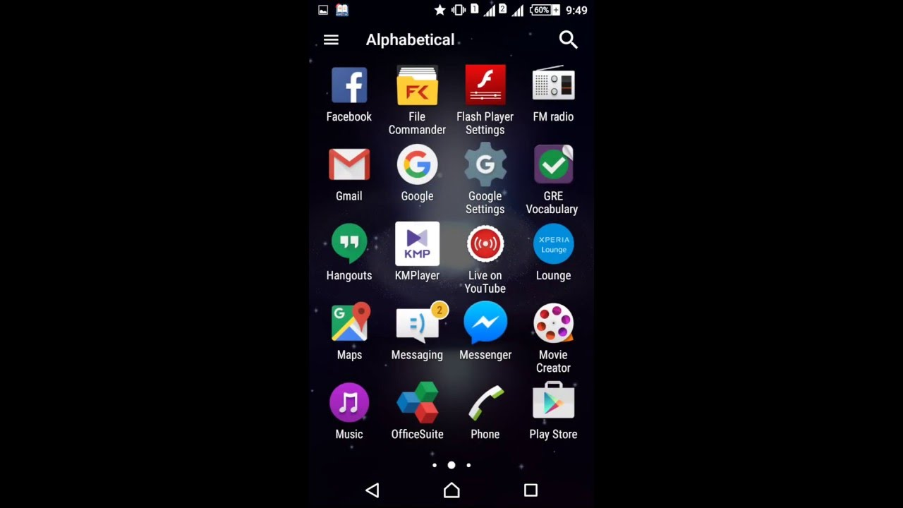 Apps lock for all Sony Xperia