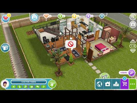 The Sims Freeplay – DIY Homes: Lovey-Dovey Balcony / Examine The Cameras