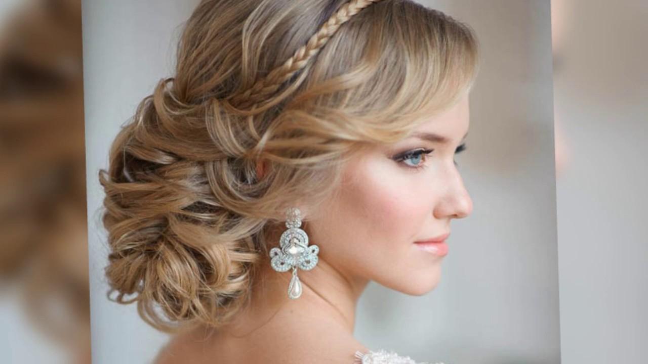 Beautiful Wedding Hairstyles 😍 Prelepe Frizure Za Vencanje