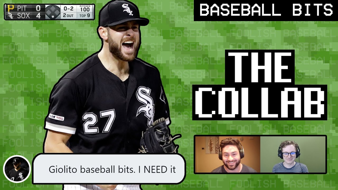 Lucas Giolito Made Me Do This | Baseball Bits