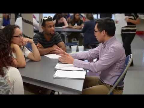 Phoenix Academy Progress Report Night.