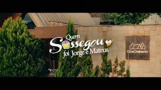 João Lucas & Diogo - QUEM SOSSEGOU FOI JORGE E MATEUS (Clipe Oficial)