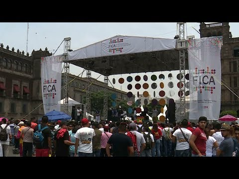 Annual festival serves up a taste of Chinese culture in Mexico City