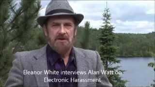 Alan Watt interviewed about Electronic Harassment