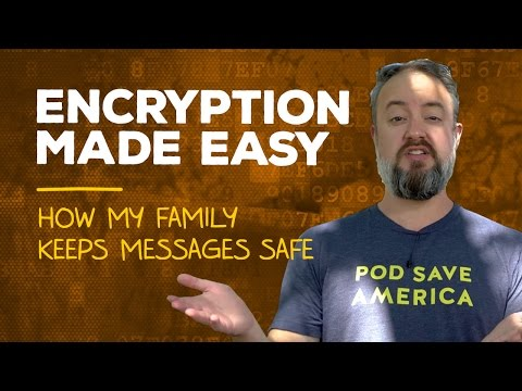 Encrypt your family: Sending safer, smarter messages