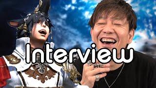 Yoshida Interview | SMN, Engine Rework, Dinner Date | FFXIV Endwalker Media Tour