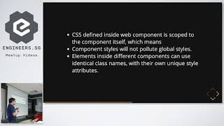 chat.js - October! Web Components in Practice