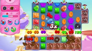 Candy Crush Saga Level 2927 NO BOOSTERS (13 moves)