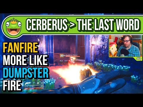 """Cerberus is Better Than The Last Word"" - Destiny 2 Funny Highlights thumbnail"