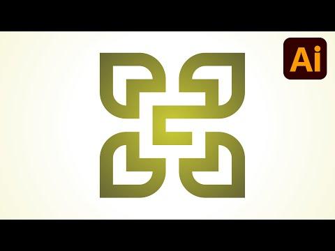 Alphabet Logo Design | Best logo design | Adobe illustrator tutorials | 028 thumbnail
