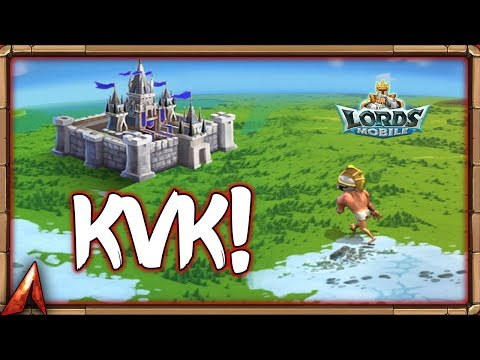 False Start On The 1v1 KvK Start! Lords Mobile!!