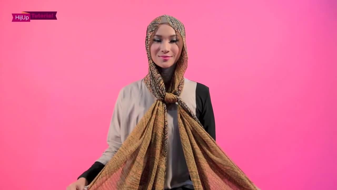 Panduan Cara Pakai Hijab Atau Tutorial Cara Pakai Hija Hijab