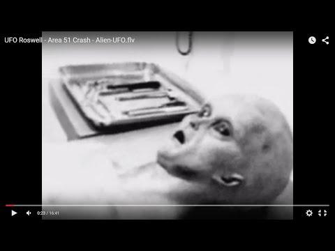 Giải phẫu Người ngoài hành tinh - Roswell