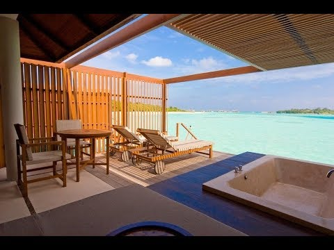 Paradise Island In Maldives Water Villa 2019 Best Price In Description Youtube