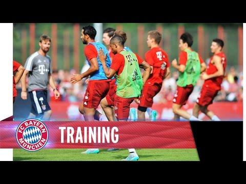 ReLive Training FC Bayern Juli