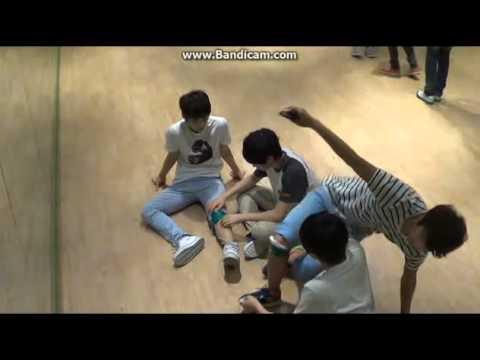 Seventeen - Jisoo Got Hurt :(