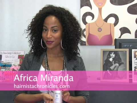 Africa Miranda - Nioxin Therapy Tablets