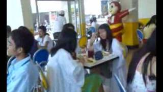 Download 3/28/08 9:50 - Sa Jollibee MP3 song and Music Video