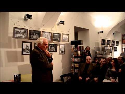 Ioan Holender si-a lansat la Timisoara noul volum Spuse, traite, dorite