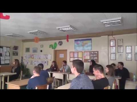 Video telling session. Vilnius. Erasmus+