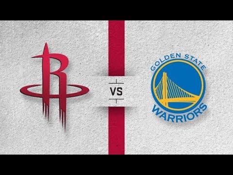 Warriors vs Rockets. Tonight on TNT. Get Ready.