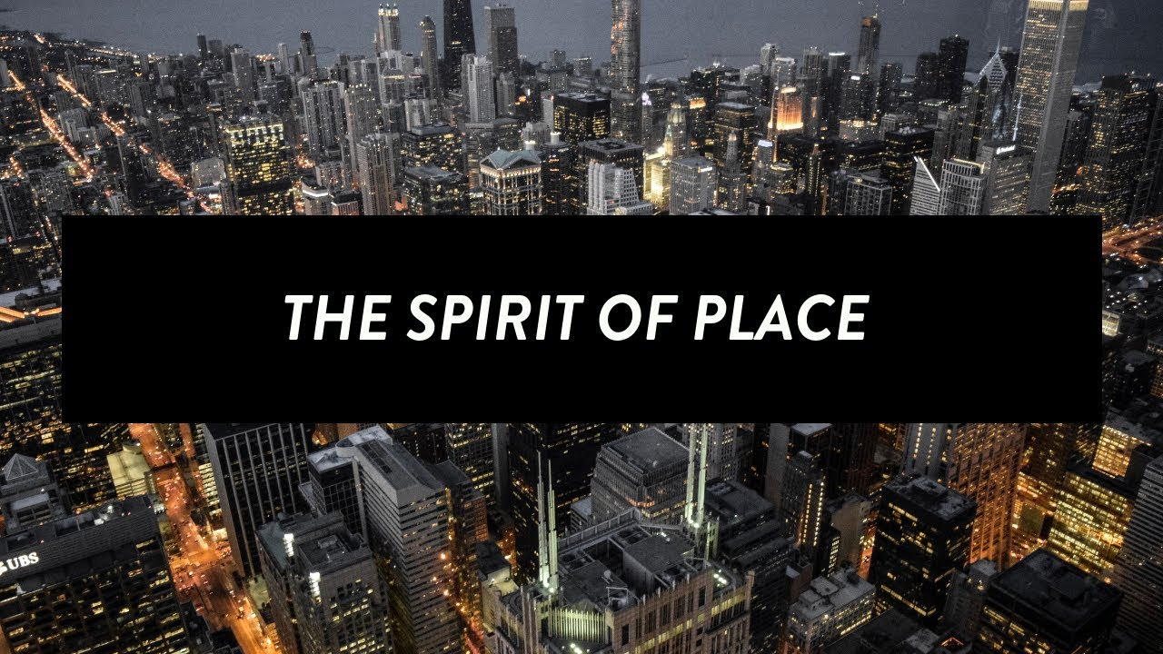 EPISODE 8 - THE SPIRIT OF PLACE