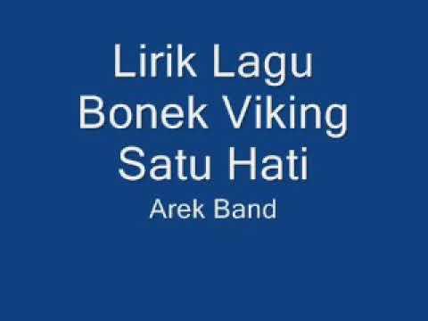 Lirik Lagu Bonek Viking Satu Hati