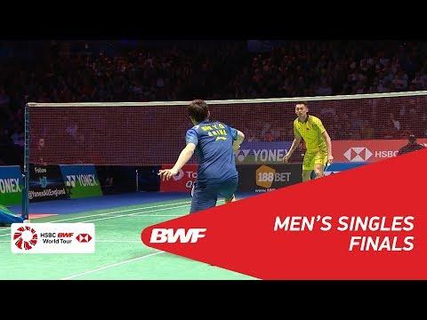 MS | SHI Yuqi (CHN) [7] vs LIN Dan (CHN) [6] | BWF 2018