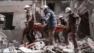 Documentary about Syrian 'White Helmets' wins Oscar amid allegations of terrorist ties